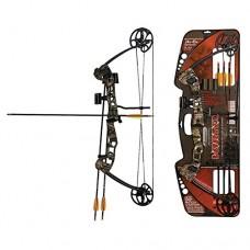 Barnett Vortex 24-45Lb Compound Bow with 3 x 30-inch Arrows