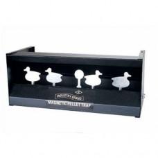 Knock Down Metal Magnetic Duck Target with 5 Metal Targets