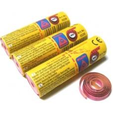 3 Tubes of 12 x 100-Shot Sohne Wicke Paper Cap Rolls (3600 Caps)