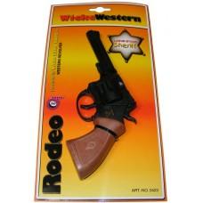Rodeo 20cm Plastic 100-Shot Lone Star Sheriff Cap Gun
