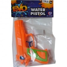 5 Inch Evo Xtreme Mini Plastic Water Pistol Gun - Choice of 2 Colours